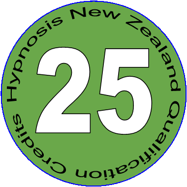 Hypnosis New                                 Zealand Qualification Credits